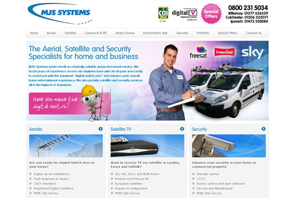 MJS Systems