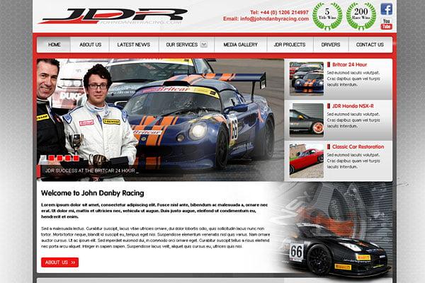 John Danby Racing